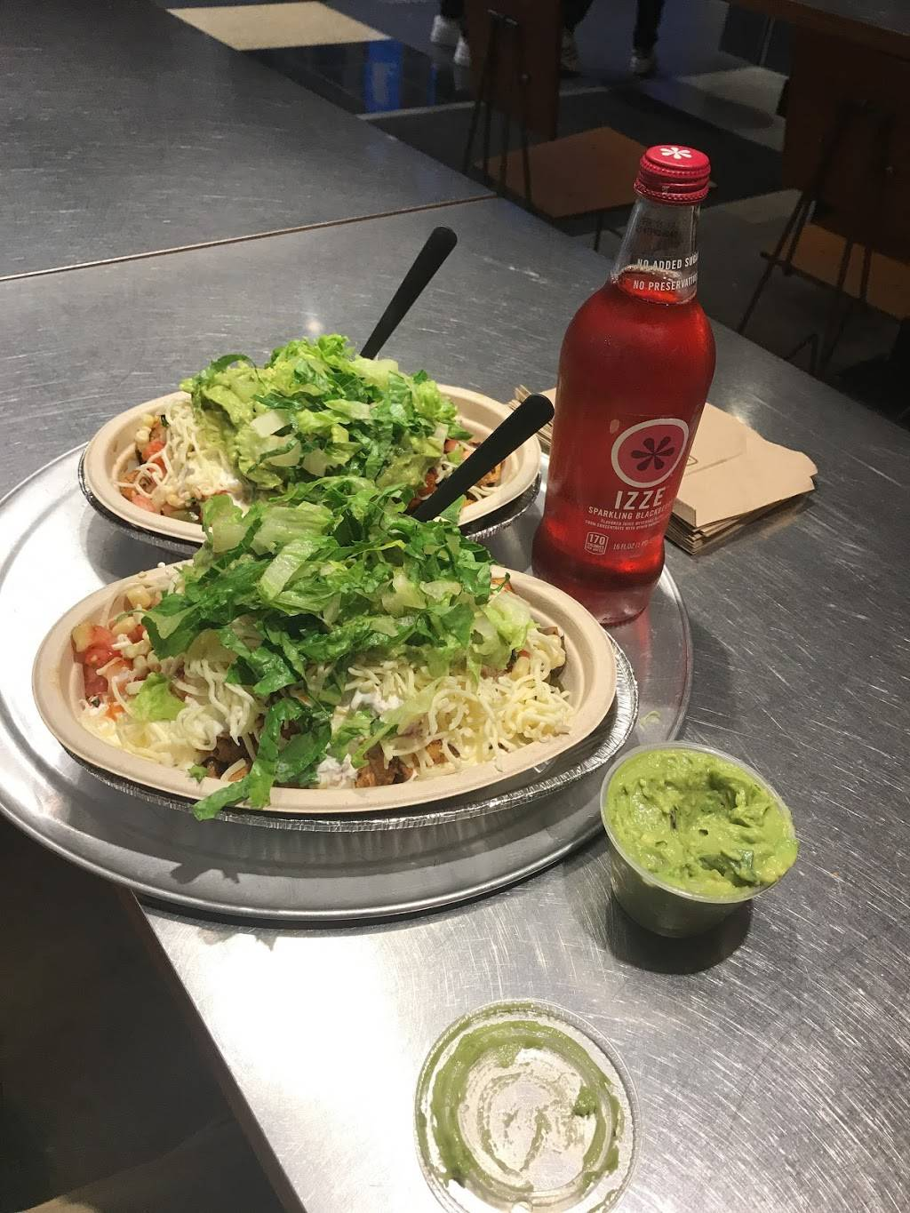 Chipotle Mexican Grill   restaurant   9015 Queens Blvd Ste FC12, Elmhurst, NY 11373, USA   3473963452 OR +1 347-396-3452