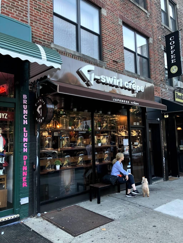 T-Swirl Crepe | restaurant | 36-16 30th Ave, Astoria, NY 11103, USA | 9178326815 OR +1 917-832-6815