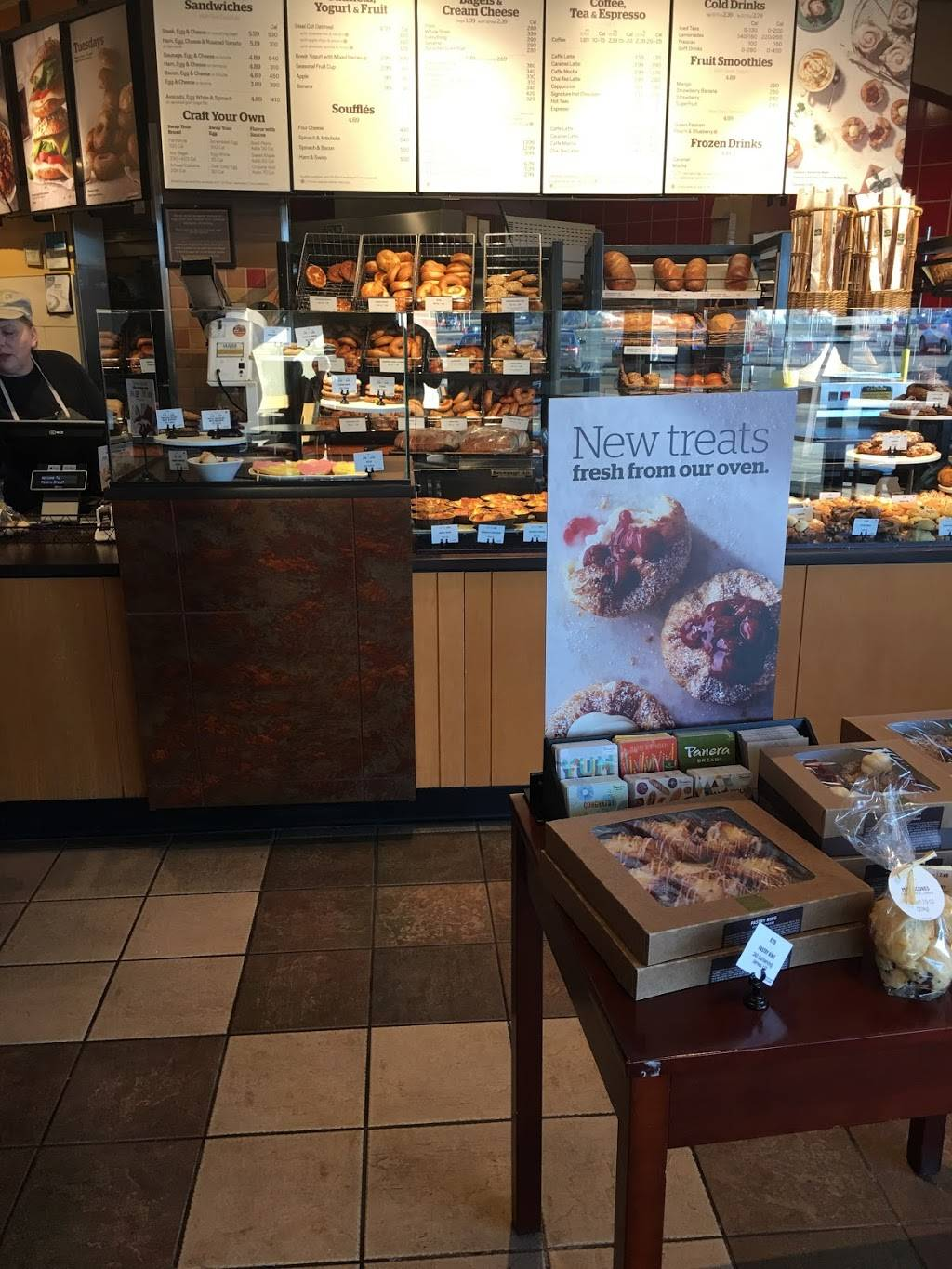 Panera Bread | bakery | 5630 Washington Ave, Racine, WI 53406, USA | 2626347777 OR +1 262-634-7777