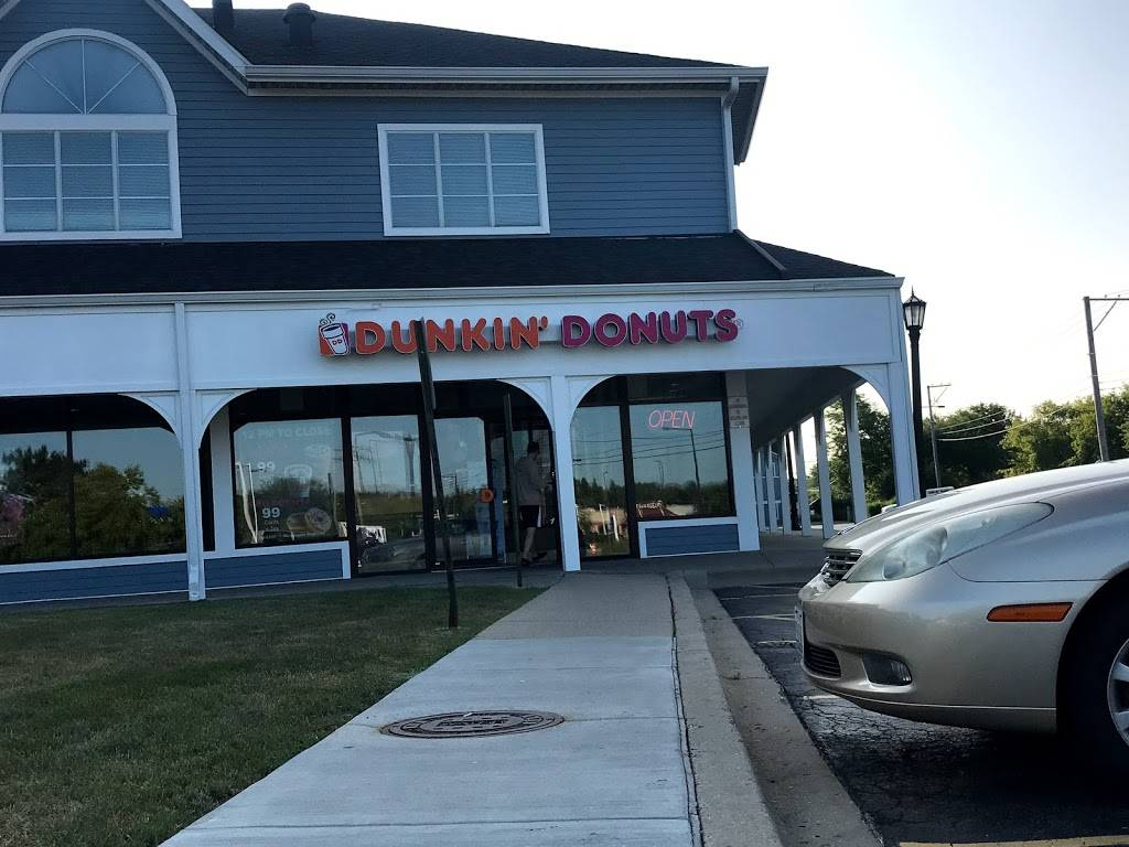 Dunkin Donuts | cafe | N., 1169 Old McHenry Rd #120a, Buffalo Grove, IL 60089, USA | 8478210044 OR +1 847-821-0044