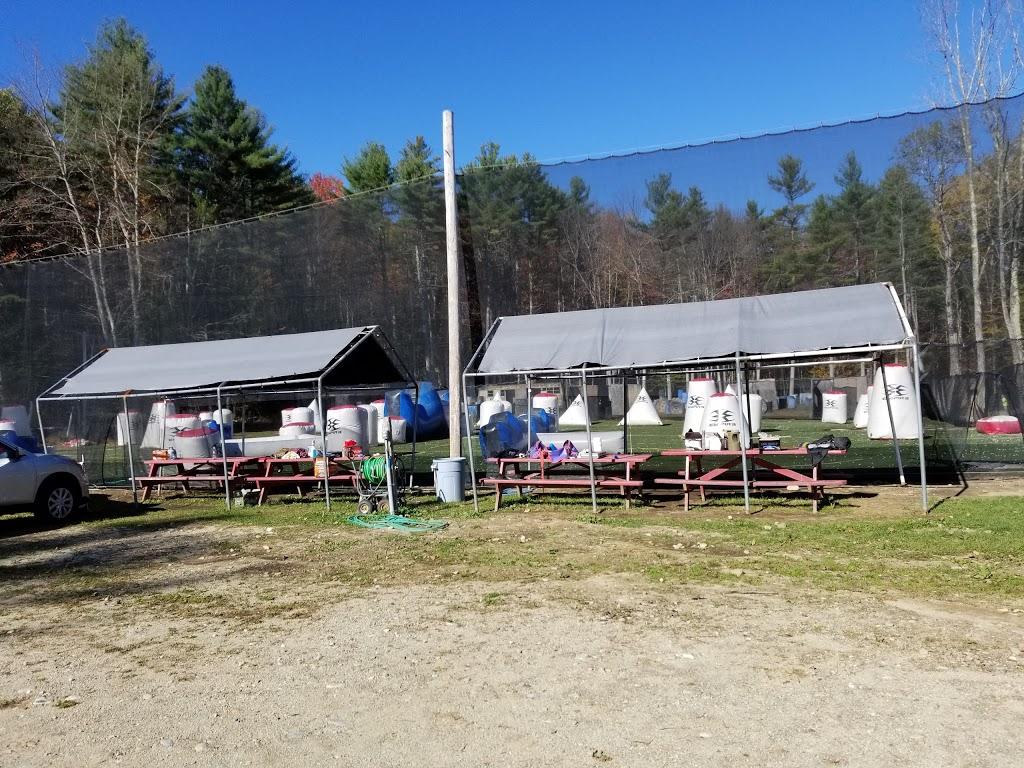 AG Paintball   restaurant   158 Deering Center Rd, Weare, NH 03281, USA   6035293524 OR +1 603-529-3524