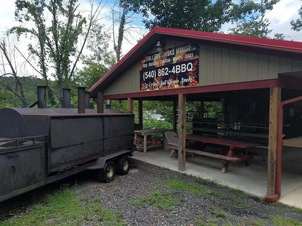 Roller's Smokehouse | restaurant | 204 Market Street Ave, Iron Gate, VA 24448, USA | 5408624227 OR +1 540-862-4227