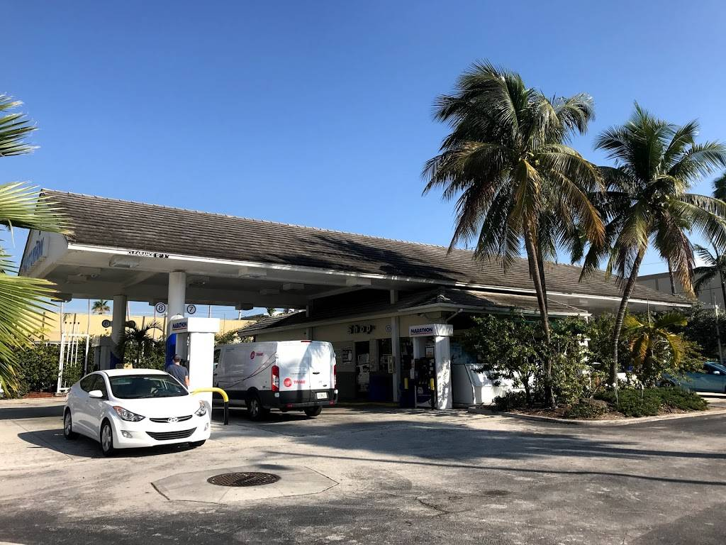 Marathon Gas Station | bakery | 945 5th St, Miami Beach, FL 33139, USA | 3055317934 OR +1 305-531-7934