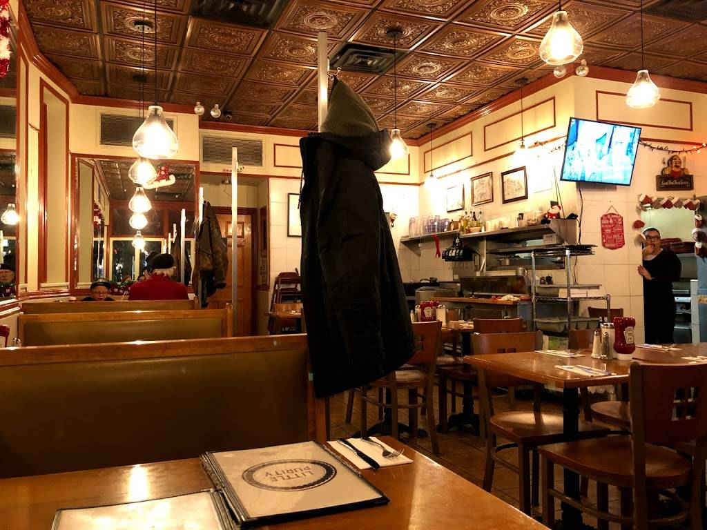 Little Purity | restaurant | 390 7th Ave, Brooklyn, NY 11215, USA | 7183691722 OR +1 718-369-1722