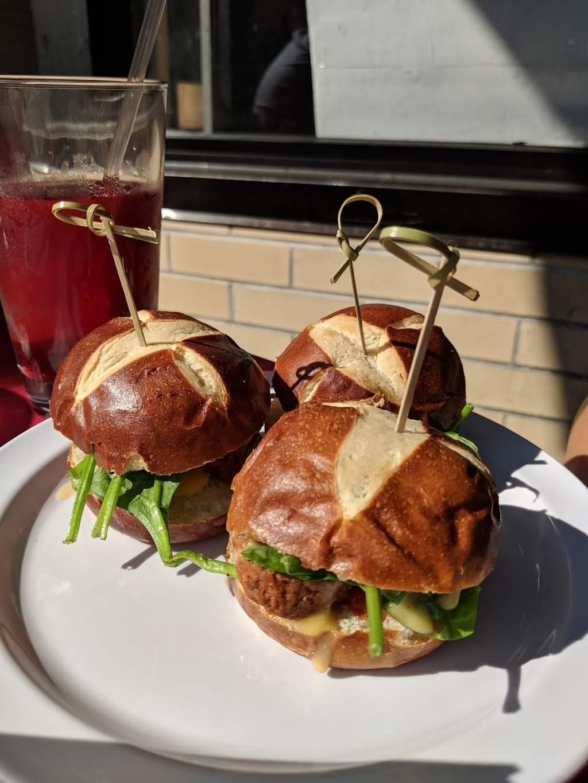 Greedi Vegan | restaurant | Fl STORE, 1031 Bergen St, Brooklyn, NY 11216, USA | 3476277900 OR +1 347-627-7900