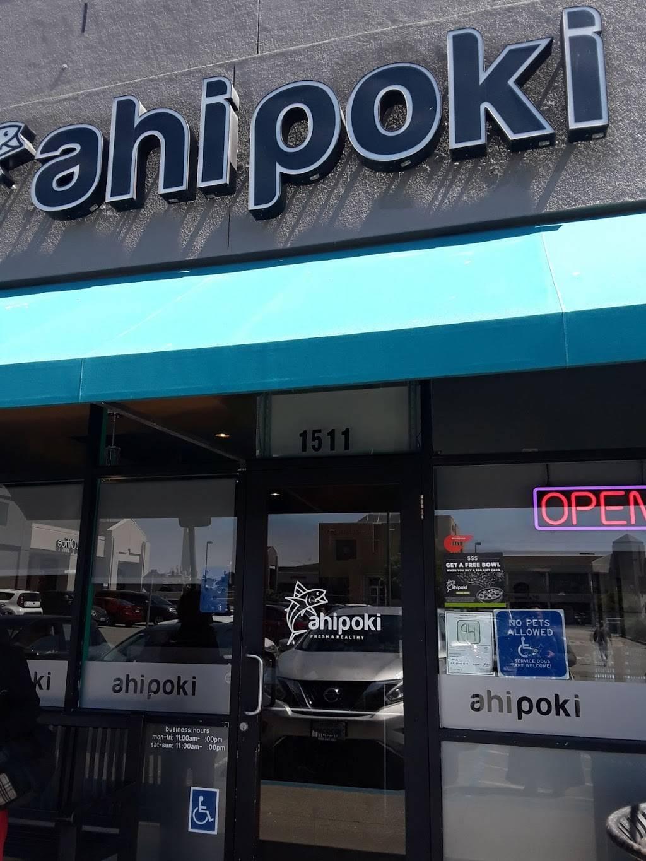 AhiPoki | restaurant | 1222, 1511 Sloat Boulevard suite a, San Francisco, CA 94132, USA | 9098618868 OR +1 909-861-8868