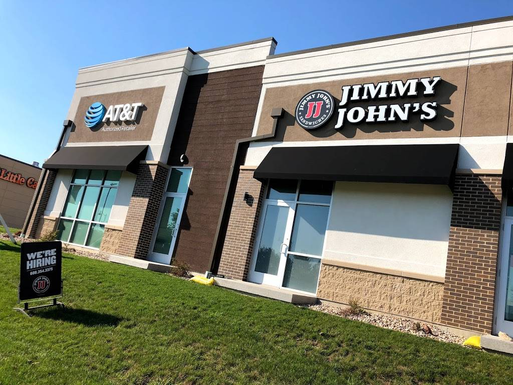 Jimmy Johns | meal delivery | 631 Hometown Cir Suite 107, Verona, WI 53593, USA | 6084971831 OR +1 608-497-1831