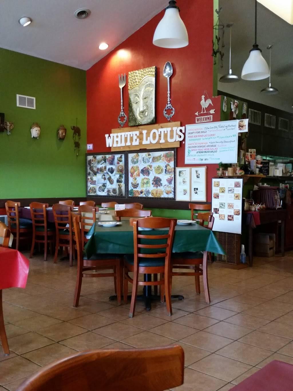 White Lotus Thai Cuisine | restaurant | 843 San Pablo Ave, Albany, CA 94706, USA | 5105252791 OR +1 510-525-2791