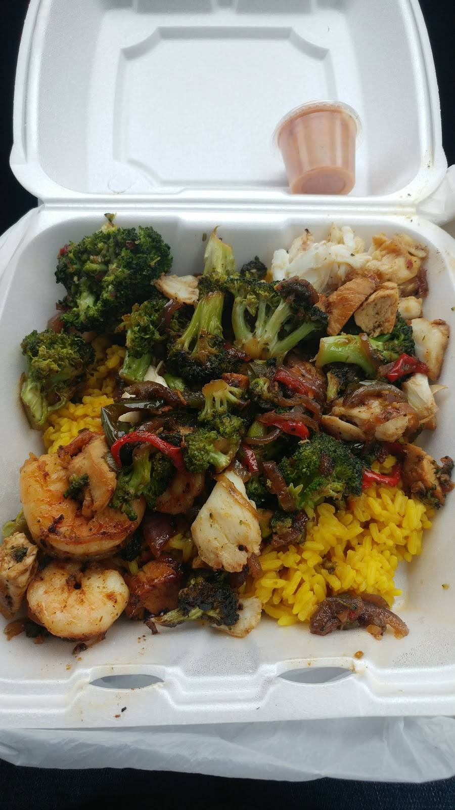 TaylorMade Food carryout - Restaurant   3121 E Monument St