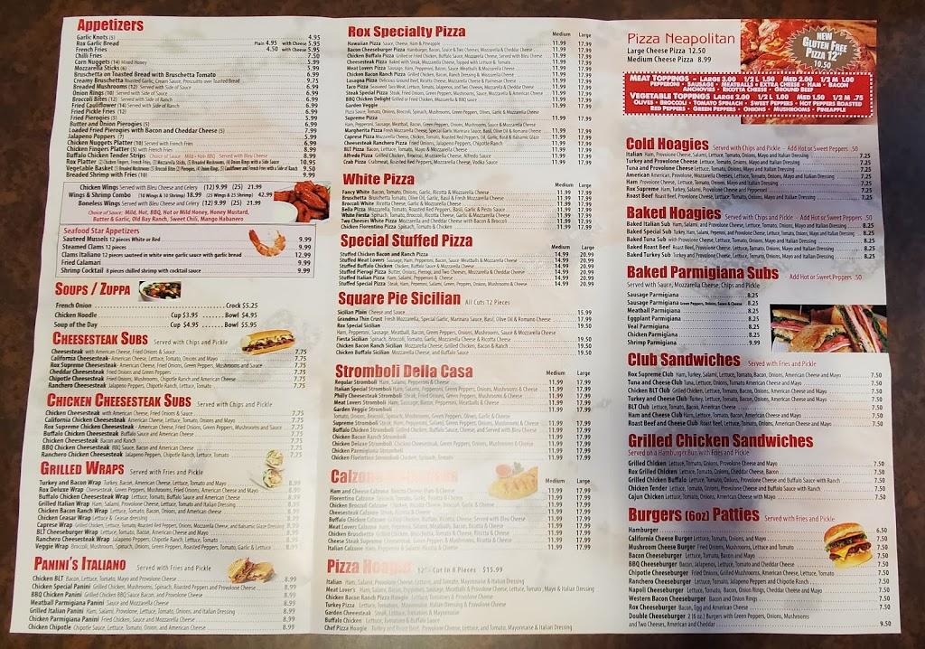 ROX 52   restaurant   52 E Main St, Plymouth, PA 18651, USA   5707790444 OR +1 570-779-0444
