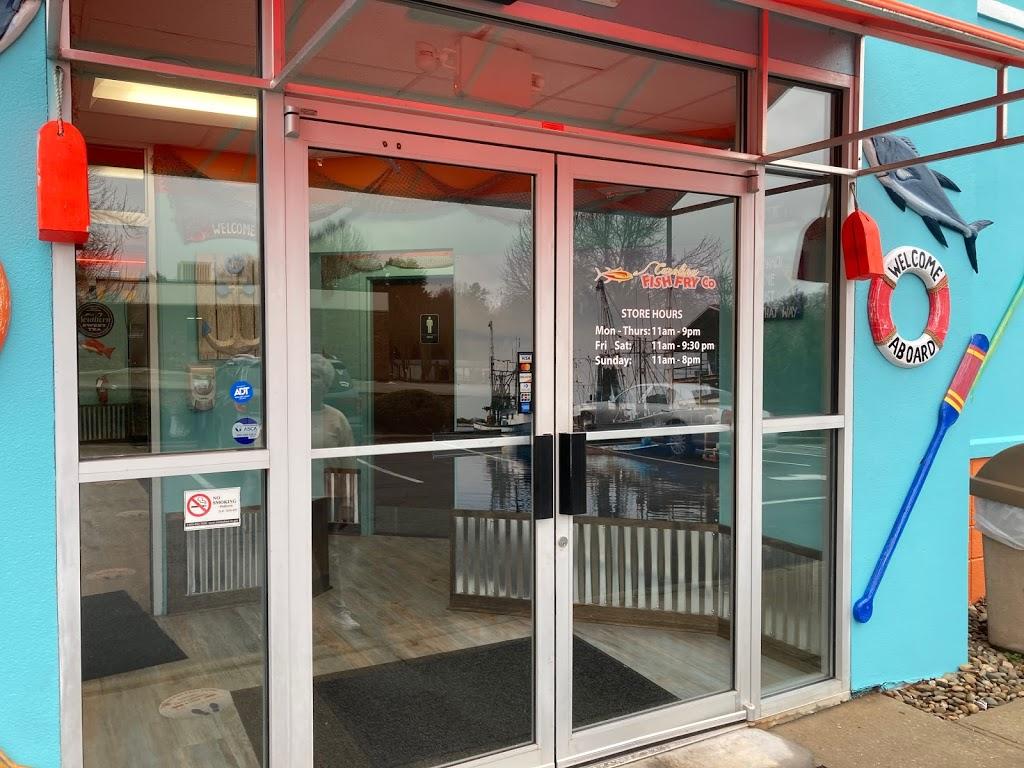 Carolina Fish Fry Co. | restaurant | 5705 Inman Rd, Greensboro, NC 27410, USA | 3366174043 OR +1 336-617-4043
