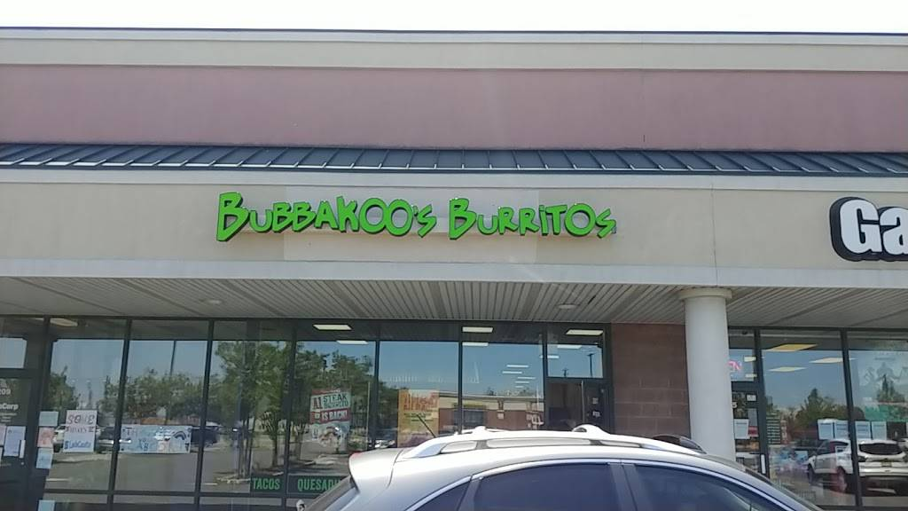 Bubbakoos Burritos | restaurant | 1 Lefante Way unit 207, Bayonne, NJ 07002, USA | 2012436647 OR +1 201-243-6647