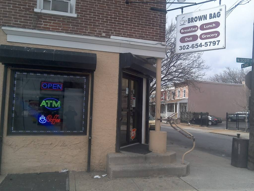 Brown Bag 3 Deli & Grocery | meal takeaway | 3406, 1800 W 3rd St, Wilmington, DE 19805, USA | 3026545797 OR +1 302-654-5797