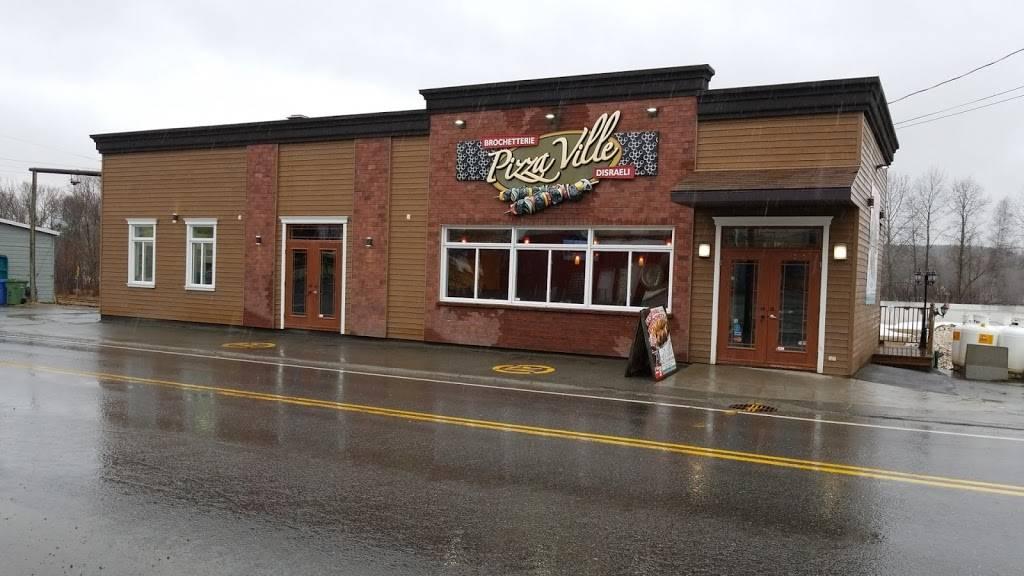 Pizzaville Disraeli | restaurant | 585 Avenue Champlain, Disraeli, QC G0N 1E0, Canada | 4184493496 OR +1 418-449-3496