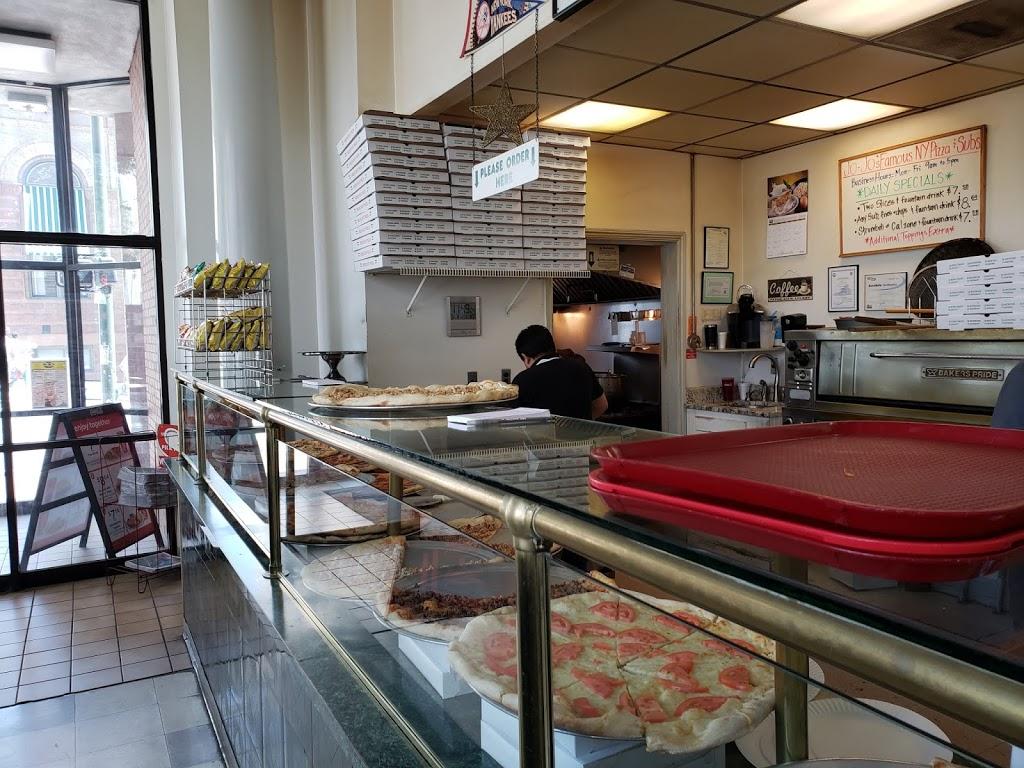 Jo-Jos Pizza | restaurant | 1201 E Main St, Richmond, VA 23219, USA | 8042259600 OR +1 804-225-9600