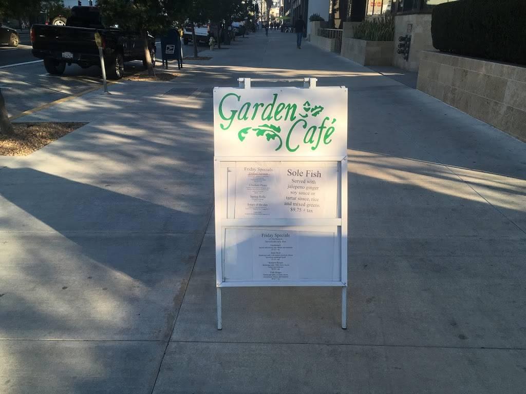 Garden Cafe   restaurant   6420 Wilshire Blvd #120, Los Angeles, CA 90048, USA   3239511234 OR +1 323-951-1234