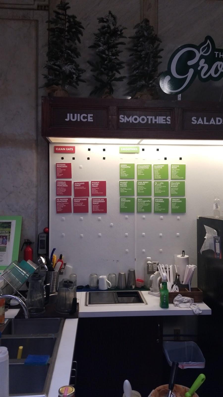 The Grove | restaurant | 295 Main St, Buffalo, NY 14203, USA