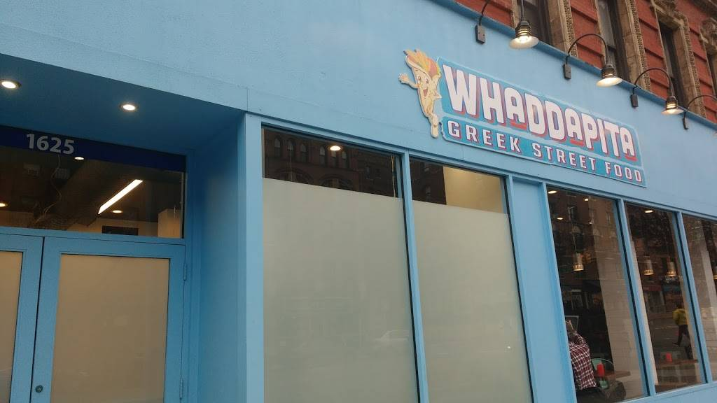 Whaddapita (Greek Street Food) | restaurant | 1625 Amsterdam Ave, New York, NY 10031, USA