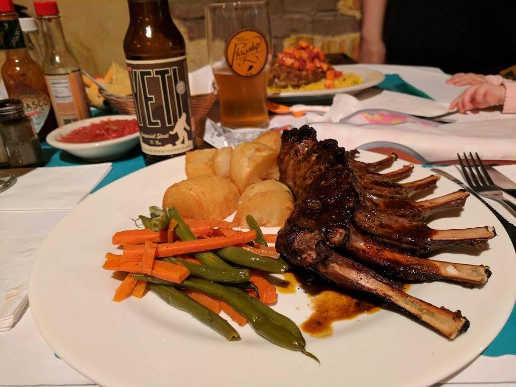 Adobe Blues | restaurant | 63 Lafayette Ave, Staten Island, NY 10301, USA | 7187202583 OR +1 718-720-2583
