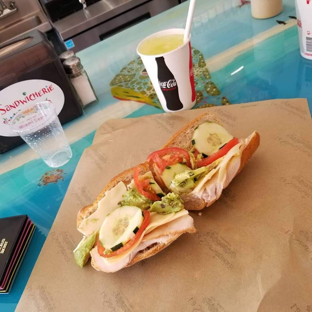 La Sandwicherie North Beach | restaurant | 7349 Collins Ave, Miami Beach, FL 33141, USA | 3057638278 OR +1 305-763-8278