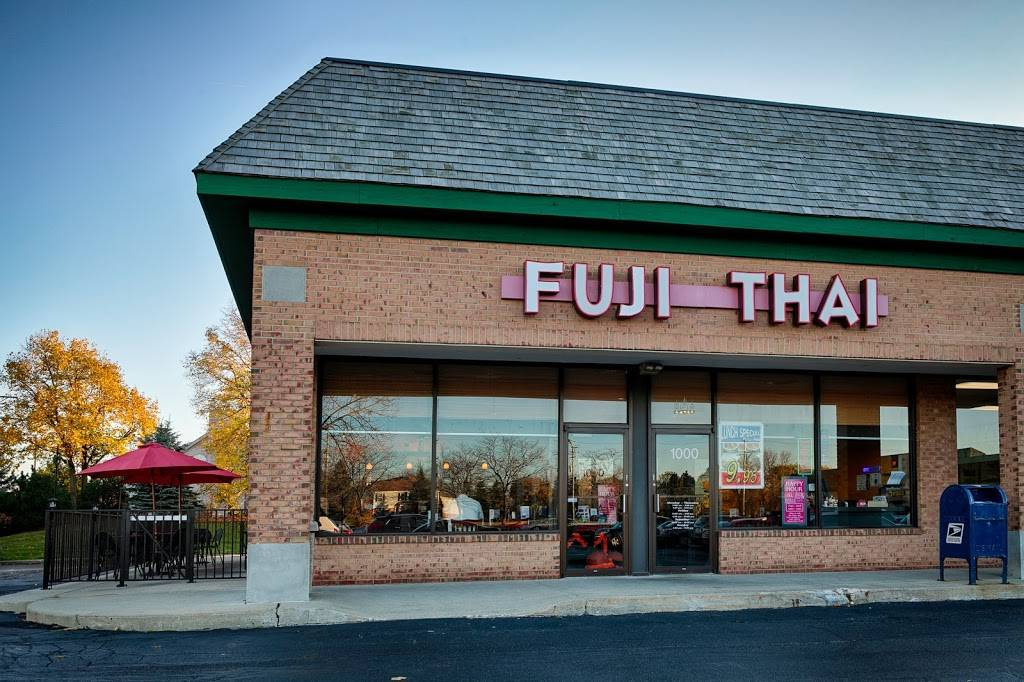 Fuji Thai | restaurant | 1000 Weiland Rd, Buffalo Grove, IL 60089, USA | 8474590888 OR +1 847-459-0888