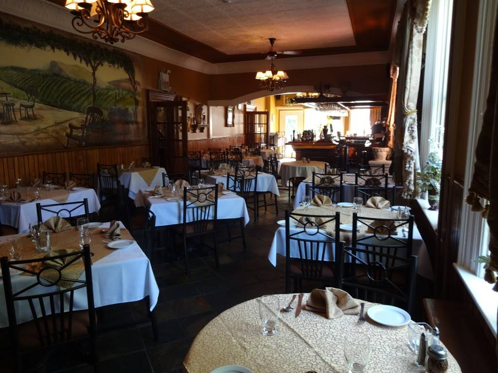 La Cantinella   restaurant   16 Main St S, Saint George, ON N0E 1N0, Canada   5194483993 OR +1 519-448-3993