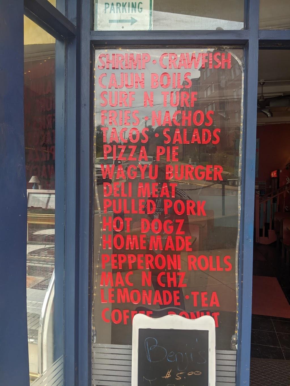 Benjis Sunnyside | restaurant | 2001 University Ave, Morgantown, WV 26505, USA | 3042414974 OR +1 304-241-4974
