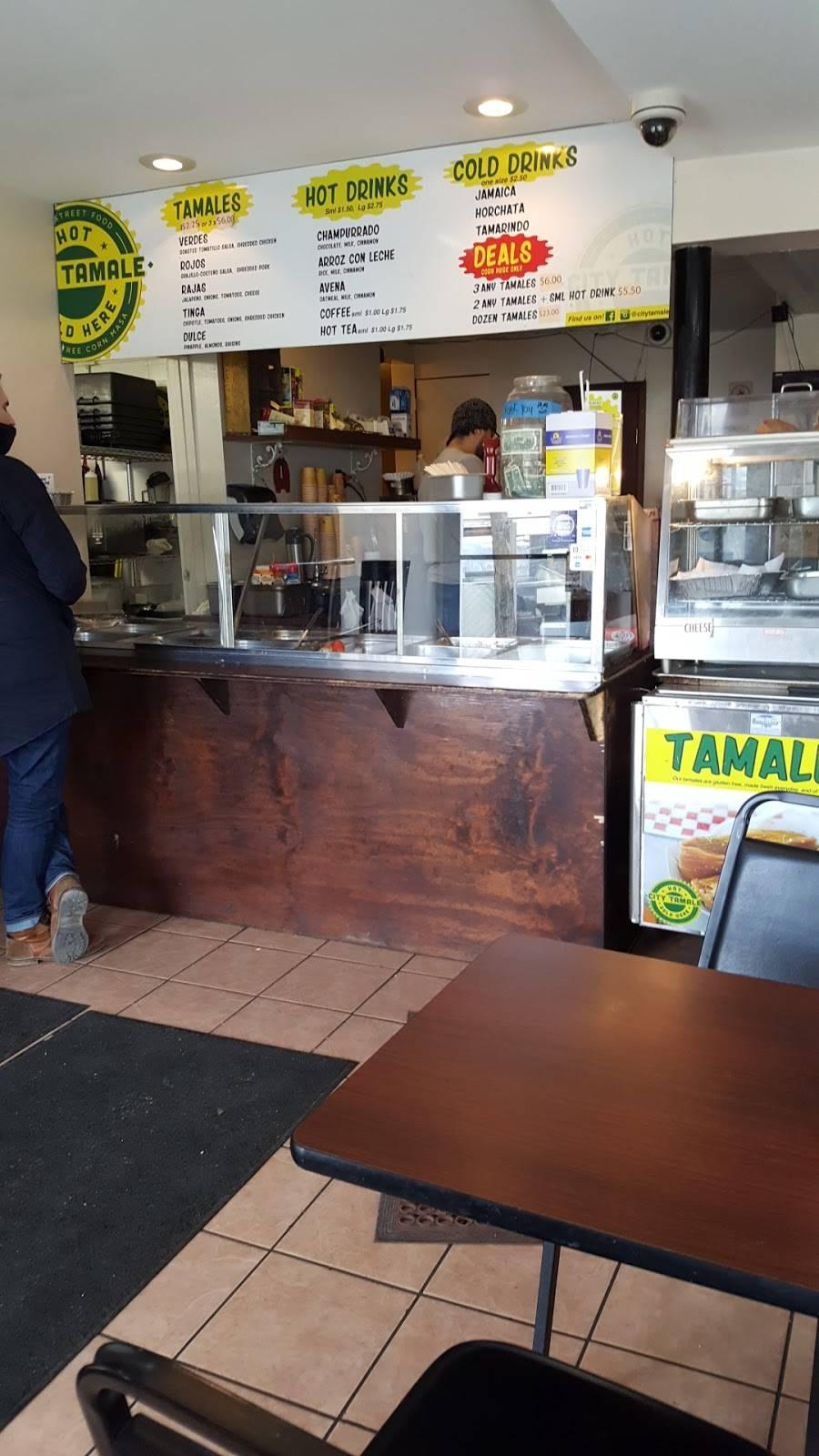 City Tamale | restaurant | 1316 Oak Point Ave, Bronx, NY 10474, USA | 7189911606 OR +1 718-991-1606