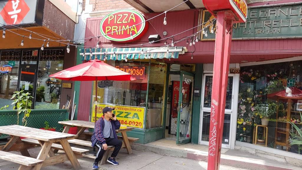 Pizza Prima | meal delivery | 5457 Rue Sherbrooke Ouest, Montréal, QC H4A 1W1, Canada | 5144840020 OR +1 514-484-0020