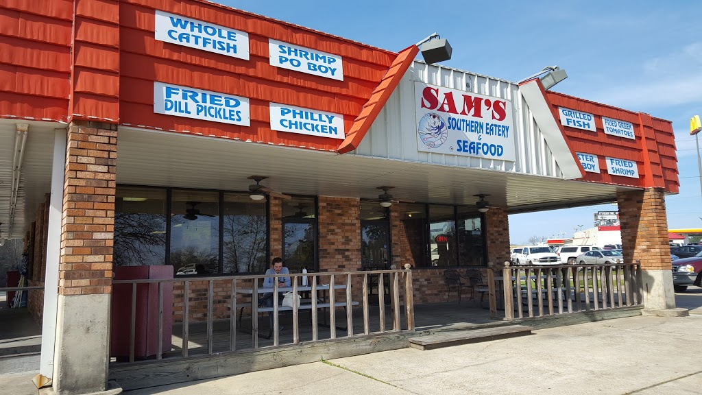 Sams Southern Eatery   restaurant   216 Well Rd, West Monroe, LA 71291, USA   3183975141 OR +1 318-397-5141