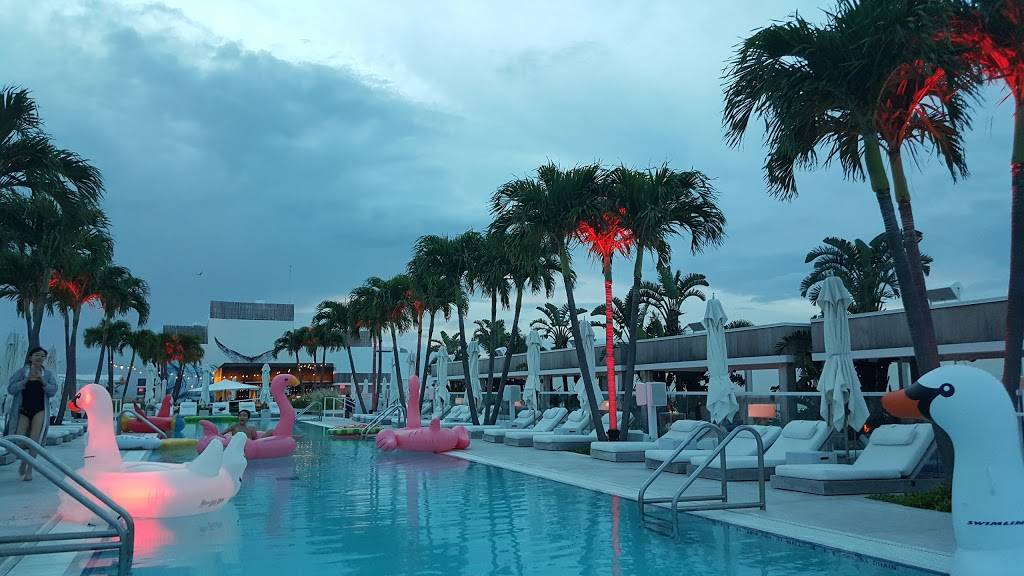 Watr at the 1 Rooftop | restaurant | 2341 Collins Ave, Miami Beach, FL 33139, USA | 3056046580 OR +1 305-604-6580