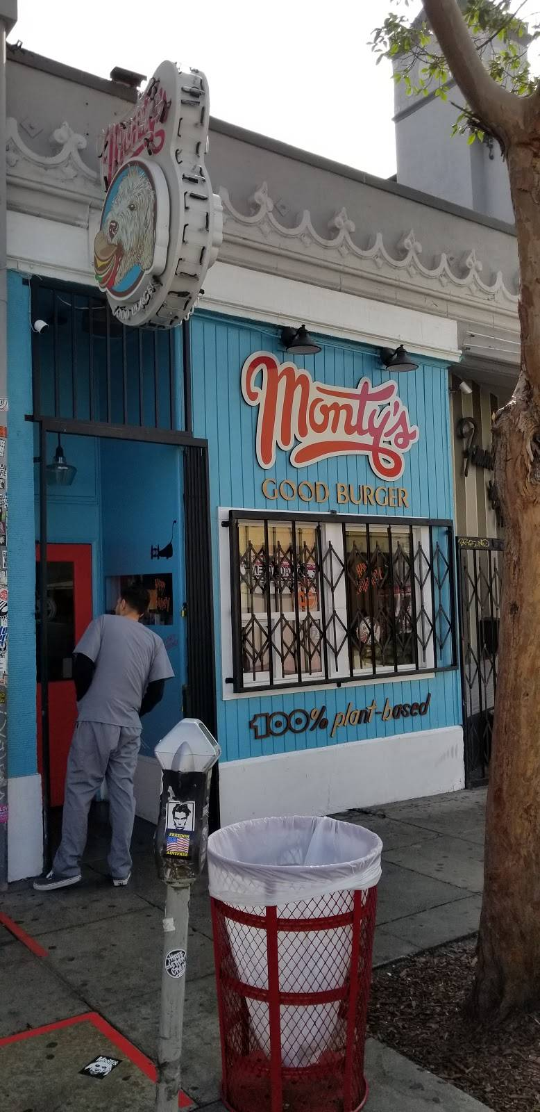 Montys Good Burger | restaurant | 516 S Western Ave, Los Angeles, CA 90020, USA | 9092590652 OR +1 909-259-0652