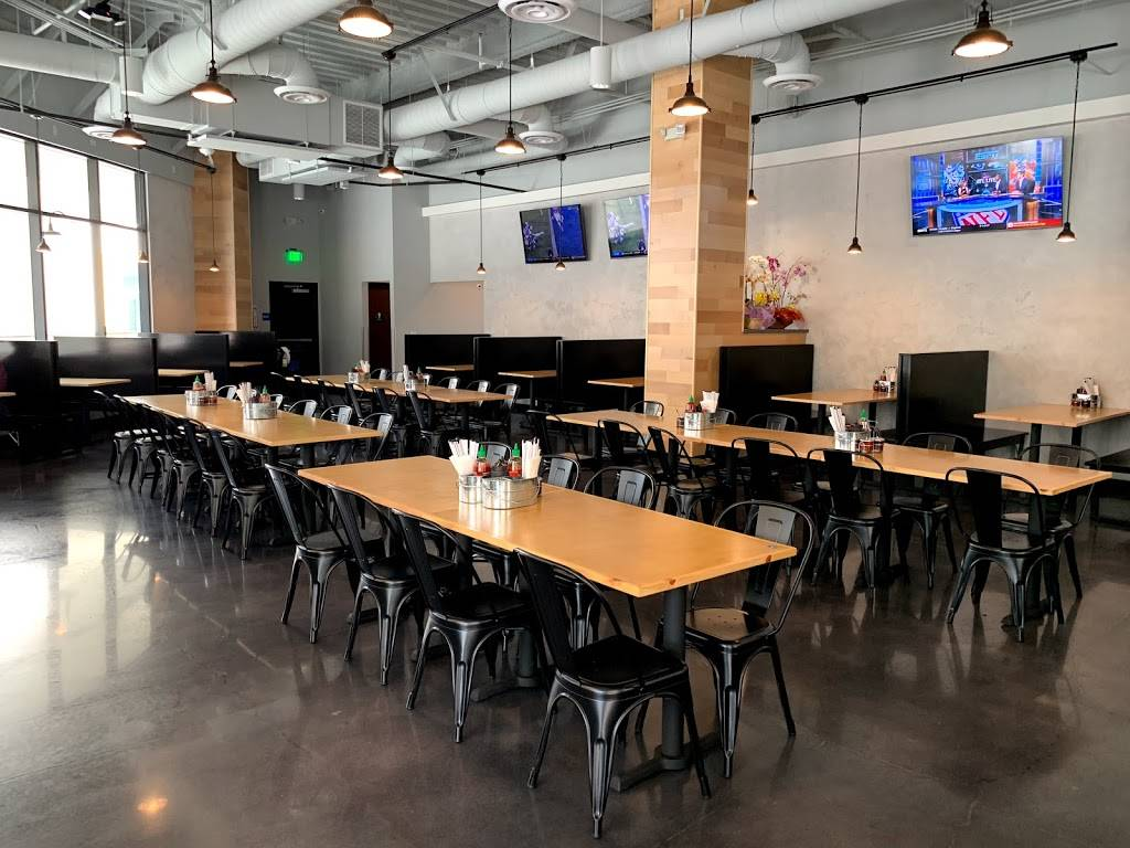 Main St  Pho & Grill - Restaurant | 6924 Beach Blvd Unit K