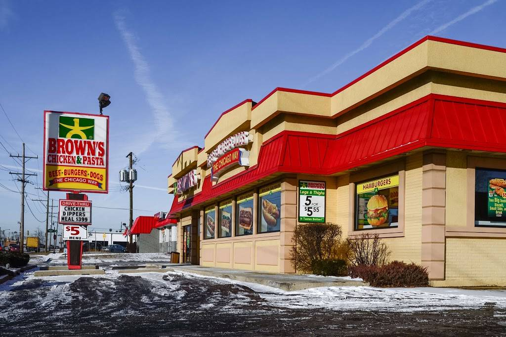 Browns Chicken   restaurant   236 Ogden Ave, Downers Grove, IL 60515, USA   6309609282 OR +1 630-960-9282