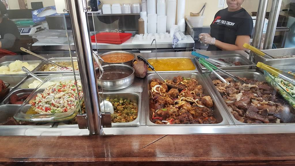 Johns Fried Chicken | restaurant | 613 Anderson Ave, Cliffside Park, NJ 07010, USA | 5513130199 OR +1 551-313-0199
