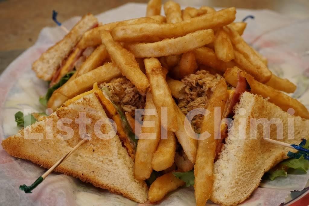Listo El Chimi | restaurant | 55-30 Myrtle Ave, Ridgewood, NY 11385, USA | 3479874944 OR +1 347-987-4944
