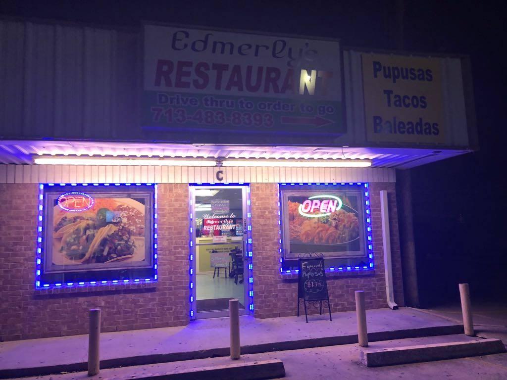 Edmerlys Restaurant   restaurant   10505 Market St A, Jacinto City, TX 77029, USA   7134838393 OR +1 713-483-8393