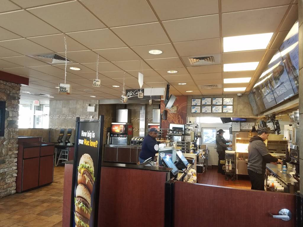 McDonalds | cafe | 5820 Nittany Valley Dr, Lamar, PA 16848, USA | 5707264128 OR +1 570-726-4128