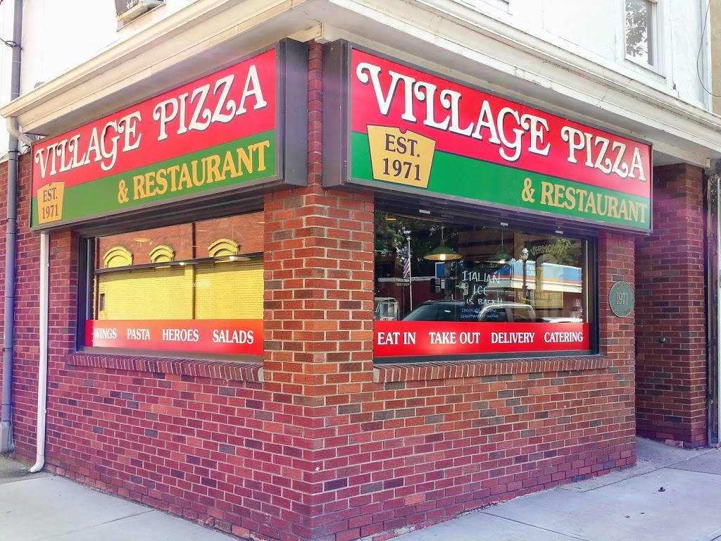 Village Pizzeria | restaurant | 284 Main St, Saugerties, NY 12477, USA | 8452463103 OR +1 845-246-3103