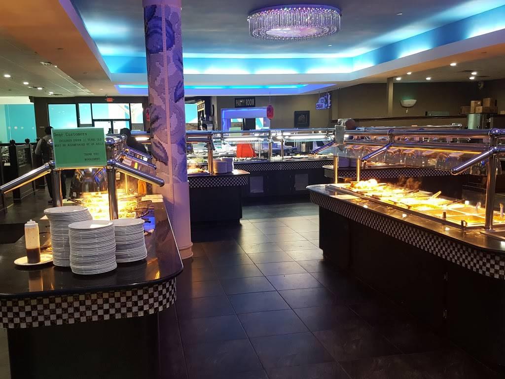Hibachi Grill & Supreme Buffet | restaurant | 701 NJ-440, Jersey City, NJ 07304, USA | 2018600007 OR +1 201-860-0007