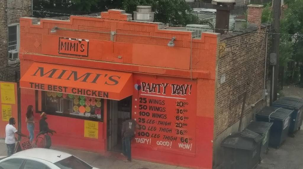 Mimis   restaurant   3748 W Division St, Chicago, IL 60651, USA   7732277888 OR +1 773-227-7888