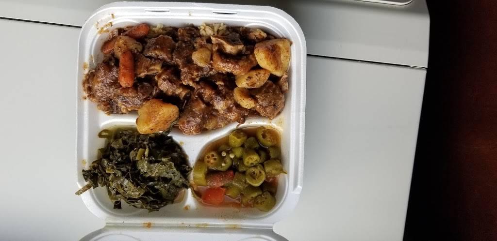 One Stop Jerk Center Jamaican | restaurant | 2108 N Howard Ave, Tampa, FL 33607, USA | 8132589099 OR +1 813-258-9099