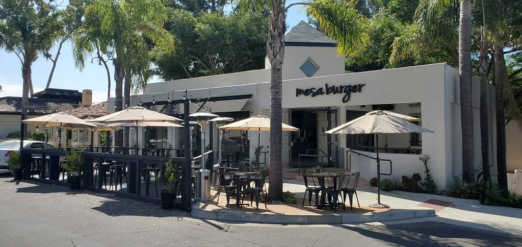 Mesa Burger - Montecito | restaurant | 1209 Coast Village Rd, Santa Barbara, CA 93108, USA | 8055650642 OR +1 805-565-0642
