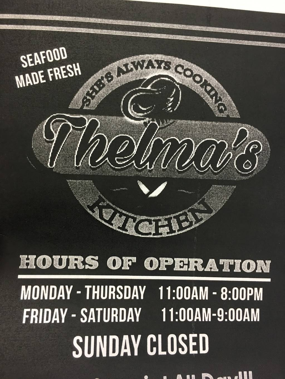 Thelmas Kitchen | restaurant | 282 E 174th St, Bronx, NY 10457, USA | 7184663661 OR +1 718-466-3661