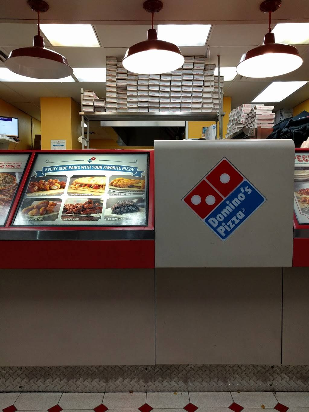 Dominos Pizza | meal delivery | 464 3rd Ave, New York, NY 10016, USA