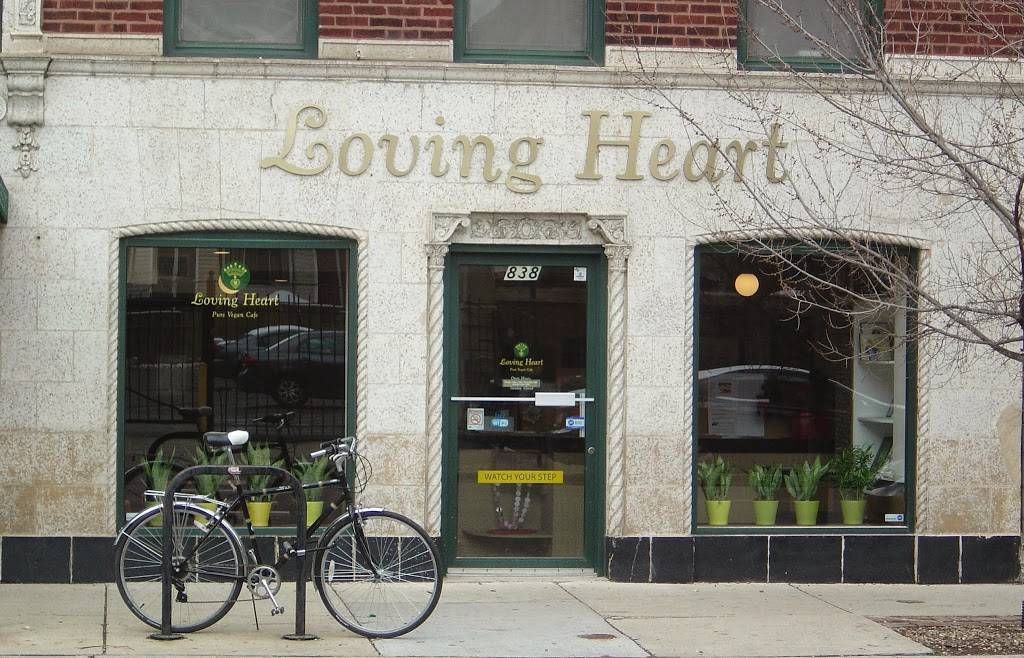 Loving Heart Vegan Cafe   restaurant   838 W Montrose Ave, Chicago, IL 60613, USA   7735615399 OR +1 773-561-5399