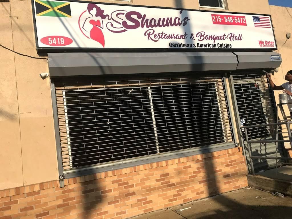 Shauna's Restaurant & Banquet Hall | restaurant | 5419 N Mascher St, Philadelphia, PA 19120, USA | 2155485472 OR +1 215-548-5472