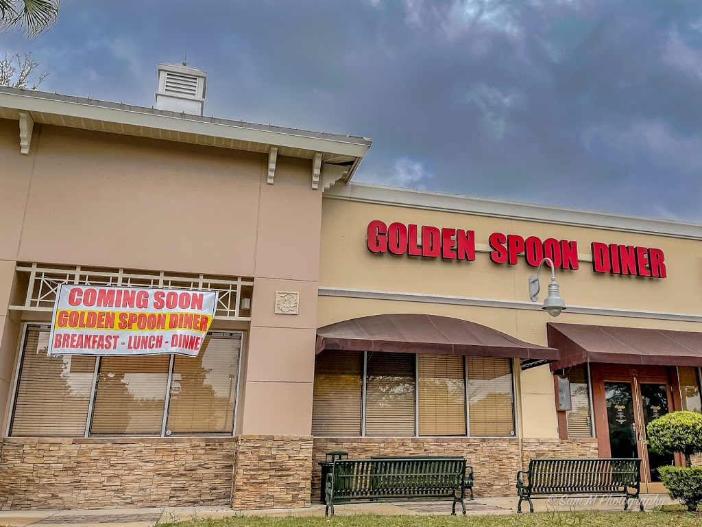 Golden Spoon Diner & Seafood | restaurant | 5400 SW College Rd, Ocala, FL 34474, USA | 3523003999 OR +1 352-300-3999