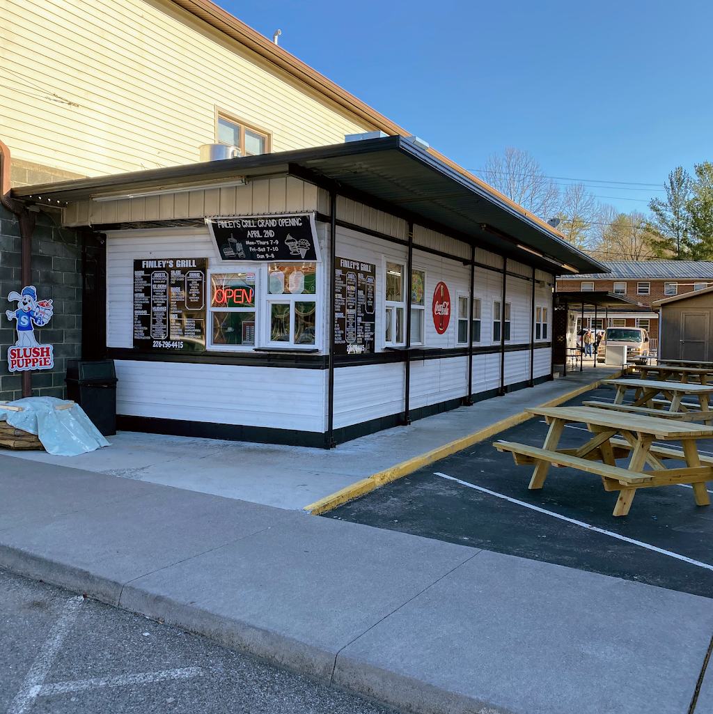 Finleys Grill   restaurant   8453 Main St, Pound, VA 24279, USA   2767964415 OR +1 276-796-4415