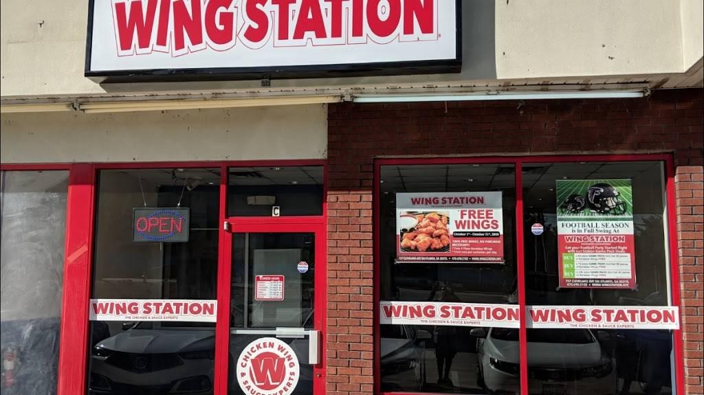 Wing Station   restaurant   757 Cleveland Ave SW, Atlanta, GA 30315, USA   4706982102 OR +1 470-698-2102